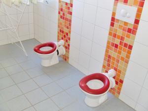 Flachskamp Sanitärräume